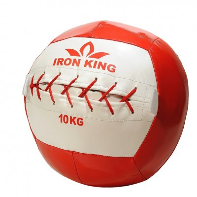 Медбол Iron King 10 кг